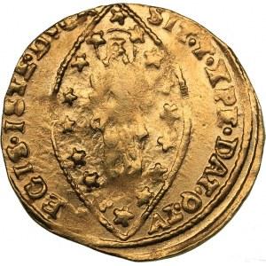 Italy - Venice gold ducat - Lodovico Manin (1789-1797)