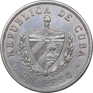 Cuba 1 peso 1933