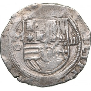 Mexico 4 reales ND - Philipp II (1556-1598)