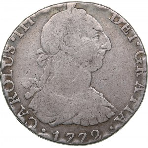 Mexico 8 reales 1772
