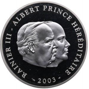 Monaco 10 euro 2003