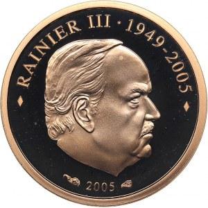 Monaco 10 euro 2005