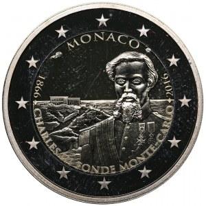 Monaco 2 euro 2016