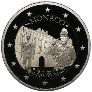 Monaco 2 euro 2017