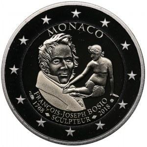 Monaco 2 euro 2018