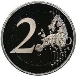 Monaco 2 euro 2020