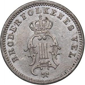 Norway 10 ore 1890