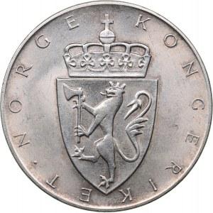 Norway 10 kroner 1964
