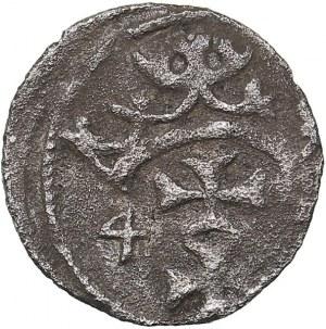 Poland - Danzig Denar 1549? - Sigismund II Augustus (1545-1572)