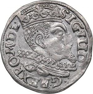 Poland - Poznan 3 grosz 1598 - Sigismund III (1587-1632)