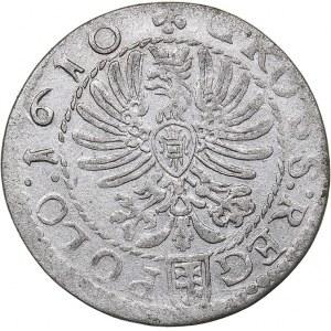 Poland - Krakow Grosz 1610 - Sigismund III (1587-1632)