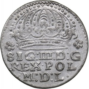 Poland - Krakow Grosz 1612 - Sigismund III (1587-1632)
