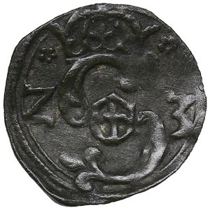 Poland - Poznan Denar 1623 - Sigismund III (1587-1632)