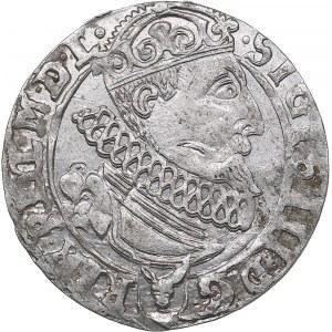 Poland - Krakow 6 grosz 1626 - Sigismund III (1587-1632)