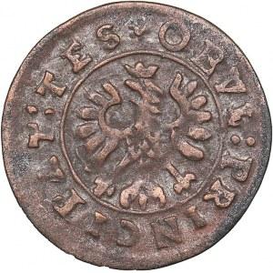 Poland - Silesia obol 1654