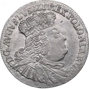 Poland 6 grosz 1775 - August III (1733-1763)