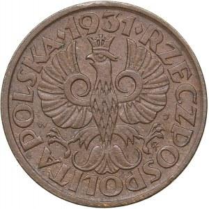 Poland 1 grosz 1931