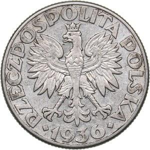Poland 2 zlotykh 1936