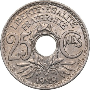 France 25 centimes 1919