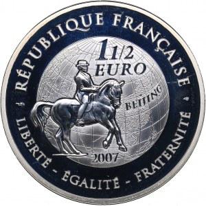 France  1 1/2 euro 2007 - Olympics