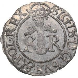 Sweden 1/2 öre 1597 - Sigismund (1592-1599)