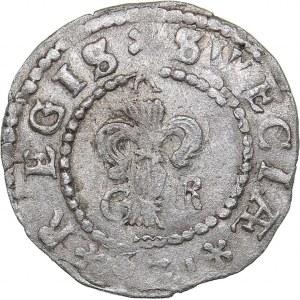 Sweden 1 öre 1621 - Gustav II Adolf (1611-1632)