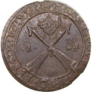Sweden 1 öre 1629 - Gustav II Adolf (1611-1632)