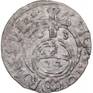 Sweden - Elbing 1/24 taler 1633 - Gustav II Adolf (1611-1632)