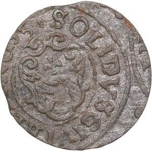 Sweden - Elbing Solidus 1635 - Kristina (1632-1654)