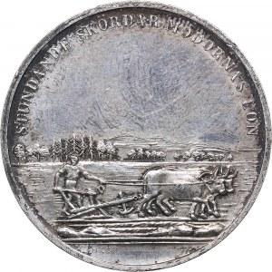 Sweden medal of Royal Swedish Academy of Agricultural Sciences
