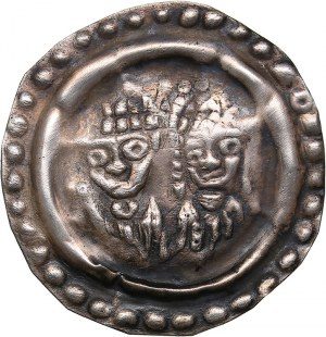 Germany Brakteat - Heinrich VI (1190-1197)