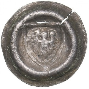Germany - Prussia Hohlpfennig (Brakteat) 14th-15th century