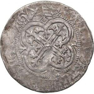 Germany - Saxony groschen ND (1428-1464)