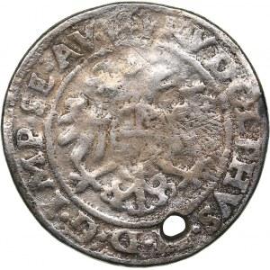 Germany - Lübeck 1/4 thaler 1591