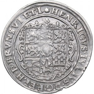 Germany - Braunschweig-Wolfenbüttel 1/4 Taler 1613