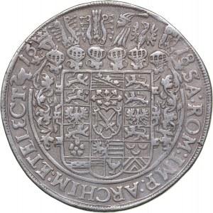 Germany - Saxony thaler 1618