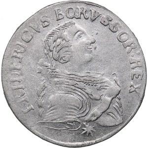 Germany - Brandenburg-Prussia 6 groschen 1753 E