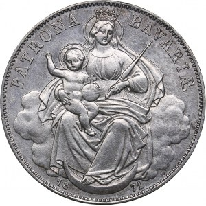 Germany - Bavaria Taler 1871