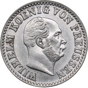Germany - Prussia 1/2 neu-Groschen 1871 B
