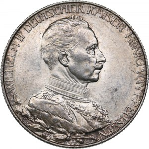 Germany - Prussia 2 mark 1913 A 25th Year of Reign