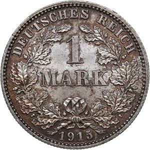 Germany 1 mark 1915 J