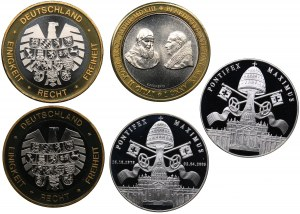 Germany medals (5)