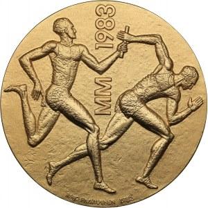 Finland medal 1983 MM - Sport
