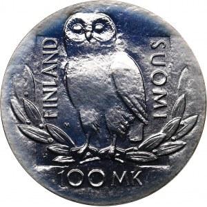 Finland 100 markkaa 1990