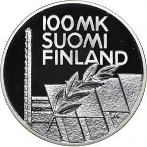 Finland 100 markkaa 1994