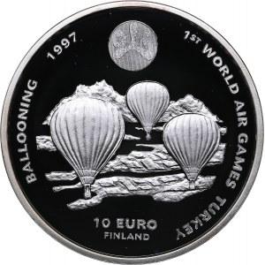 Finland 10 euro 1997