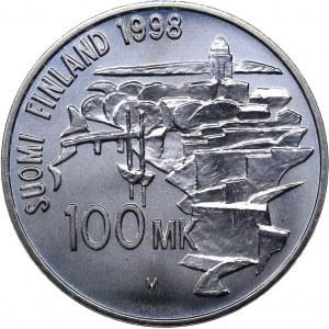 Finland 100 markkaa 1998