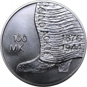 Finland 100 markkaa 2001