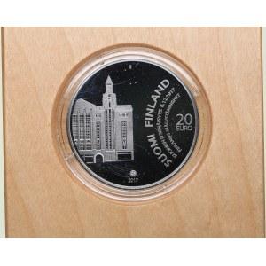 Finland 20 euro 2017