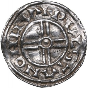 Great Britain, Ango-Saxon penny - Cnut (1016-36)